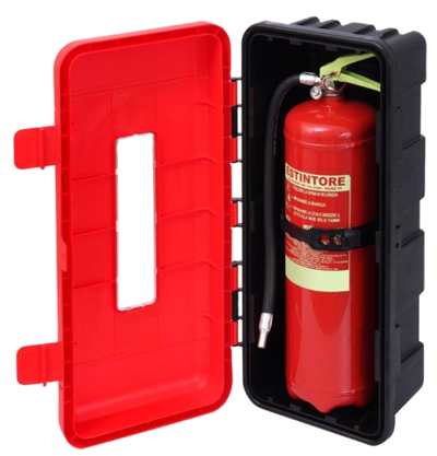 Ящик для огнетушителя (Италия)